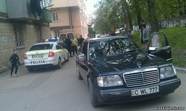 Пьяный водитель сбил девочку по ул.Костюжень